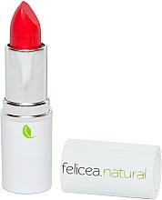 Fragrances, Perfumes, Cosmetics Natural Lipstick - Felicea Natural Lipstick