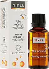 Fragrances, Perfumes, Cosmetics Evening Primrose Oil - Nikel Evening Primrose Oil
