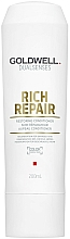 Fragrances, Perfumes, Cosmetics Anti-Breakage Conditioner - Goldwell Dualsenses Rich Repair Restoring Conditioner