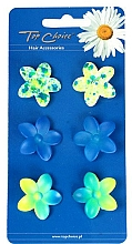 Fragrances, Perfumes, Cosmetics Hairpin 24788, flowers - Top Choice