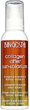 Fragrances, Perfumes, Cosmetics After Sun Collagen with Vitamin E, Aloe Vera and Noni Silk - BingoSpa Collagen