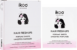Fragrances, Perfumes, Cosmetics Hair Perfume Sheets - Ikoo Infusions Hair Fresh-Ups Parfume Sheets