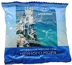 Fragrances, Perfumes, Cosmetics Natural Bath Sea Salt - Aromatika