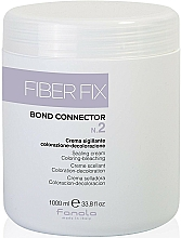 Fragrances, Perfumes, Cosmetics Thickening Post Color & Bleacing Hair Cream - Fanola Fiber Fix Bond Connector №2