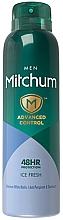 Fragrances, Perfumes, Cosmetics Men Deodorant-Spray - Mitchum Men Ice Fresh 48hr Anti-Perspirant