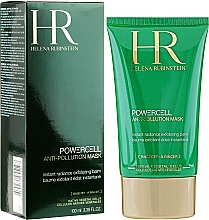 Fragrances, Perfumes, Cosmetics Cleansing Face Mask - Helena Rubinstein Powercell Anti-Pollution Mask