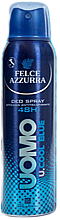 Fragrances, Perfumes, Cosmetics Deodorant Antiperspirant - Felce Azzurra Deo Cool Blue