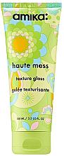 Fragrances, Perfumes, Cosmetics Hair Gloss Gel - Amika Haute Mess Texture Gloss Gel