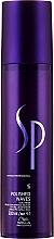 Fragrances, Perfumes, Cosmetics Curly Hair Cream - Wella Sp Polished Waves Curls Cream With Hold