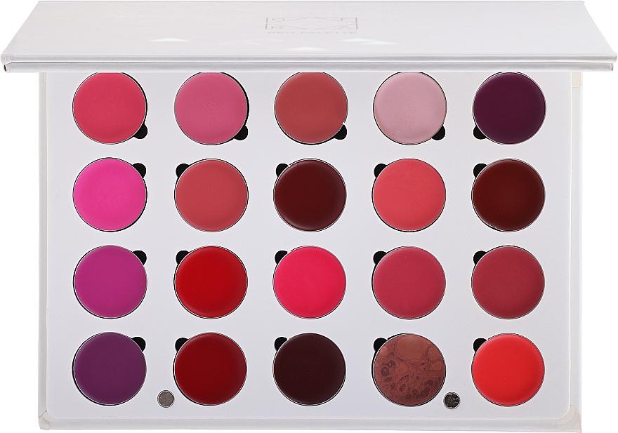 Lipstick Palette - Ofra Pro Liplock Palette — photo N1