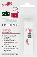 Fragrances, Perfumes, Cosmetics Lip Balm - Sebamed Lip Defense Balm Spf 30