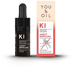 Fragrances, Perfumes, Cosmetics Essential Oil Blend - You & Oil KI-Insect Repelling Touch Of Welness Essential Oil