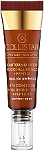 Fragrances, Perfumes, Cosmetics Eye Cream - Collistar Pure Actives Eye Contour Hyaluronic Acid + Peptides