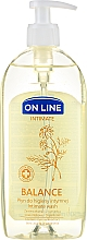 "Fragrances, Perfumes, Cosmetics Intimate Hygiene Gel ""Chamomile"" - On Line Intimate Balance"