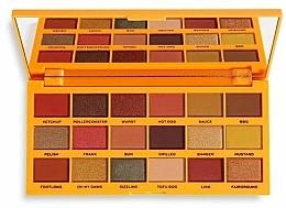 Fragrances, Perfumes, Cosmetics Eyeshadow Palette, 18 Shades - I Heart Revolution Tasty Palette