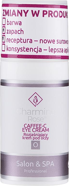 Brightening Eye Cream - Charmine Rose Caffee-C Eye Cream — photo N1
