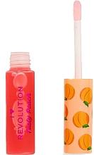 Fragrances, Perfumes, Cosmetics Lip Oil - I Heart Revolution Tasty Peach Lip Oi