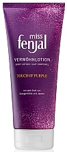 Fragrances, Perfumes, Cosmetics Body Milk - Fenjal Touch Of Purple Lotion