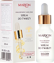 Fragrances, Perfumes, Cosmetics Neck, Face and Decollete Serum - Marion Golden Skin Care