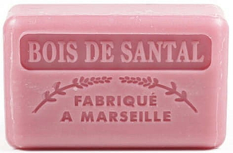 Sandalwood Marseilles Soap - Foufour Savonnette Marseillaise