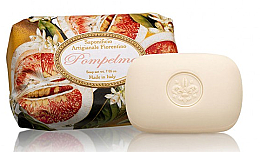 "Fragrances, Perfumes, Cosmetics Toilet Soap ""Grapefruit"" - Saponificio Artigianale Grapefruit"