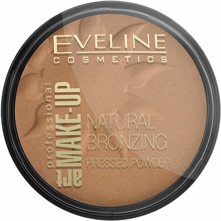 Compact Bronzing Powder - Eveline Cosmetics Art Professional