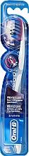 Fragrances, Perfumes, Cosmetics Toothbrush, gray - Oral-B Proflex 3D White Luxe 38 Medium