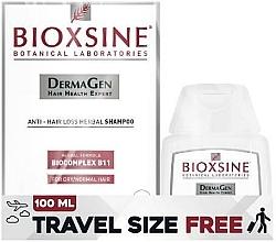 Fragrances, Perfumes, Cosmetics Set - Biota Bioxsine DermaGen (shm/300ml + shm/100ml)