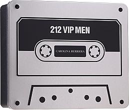 Fragrances, Perfumes, Cosmetics Carolina Herrera 212 VIP Men - Set (edt/100ml + sh/gel/100ml)