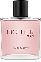 Fragrances, Perfumes, Cosmetics Vittorio Bellucci Fighter Men - Eau de Toilette