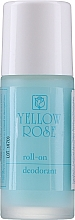 Fragrances, Perfumes, Cosmetics Men Roll-On Deodorant - Yellow Rose Deodorant Blue Roll-On