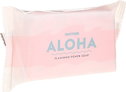 Fragrances, Perfumes, Cosmetics Natural Soap - Oh!Tomi Aloha Flamingo Power Soap