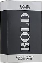 Fragrances, Perfumes, Cosmetics Elode Bold - Eau de Toilette