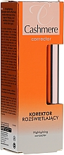 Fragrances, Perfumes, Cosmetics Highlighting Concealer - Dax Cashmere Corrector Highlighting Concealer