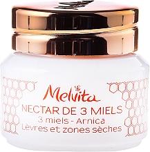 Fragrances, Perfumes, Cosmetics Repair Balm - Melvita Apicosma Nectar De 3 Miles