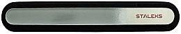 Fragrances, Perfumes, Cosmetics Crystal Nail File, FBC-12-195, transparent - Staleks