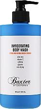 Fragrances, Perfumes, Cosmetics Shower Gel - Baxter of California Invigorating Body Wash Citrus Herbal Musk