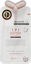 Fragrances, Perfumes, Cosmetics Ampoule Brightening Face Mask - Mediheal I.P.I Lightmax Ampoule Mask Ex