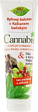 Fragrances, Perfumes, Cosmetics Foot Balm - Bione Cosmetics Cannabis Herbal Ointment With Horse Chestnut