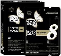 Fragrances, Perfumes, Cosmetics 2-Step Anti 8 Age Changes Mask - Dizao