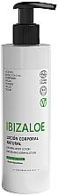 Fragrances, Perfumes, Cosmetics Natural Body Lotion - Ibizaloe Natural Aloe Vera Body Lotion