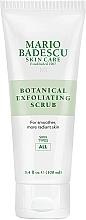 Fragrances, Perfumes, Cosmetics Cleansing Face Scrub - Mario Badescu Botanical Exfoliating Scrub