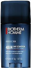 Fragrances, Perfumes, Cosmetics Deodorant-Stick - Biotherm Homme 48H Day Control — Protection Non-stop Anti-Perspirant