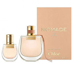 Fragrances, Perfumes, Cosmetics Chloe Nomade - Set (edp/75ml + edp/20ml)