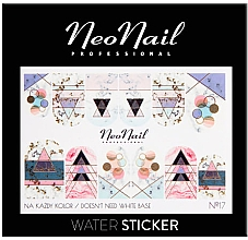 Fragrances, Perfumes, Cosmetics Nail Stickers - NeoNail Professional Water Sticker
