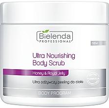 Fragrances, Perfumes, Cosmetics Ultra Repair Body Scrub - Bielenda Professional Body Program Ultra Nourishing Body Scrub
