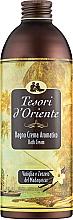 Fragrances, Perfumes, Cosmetics Tesori d`Oriente Vaniglia E Zenzero Del Madagascar - Bath Cream