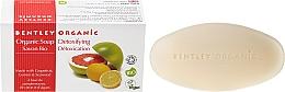 "Fragrances, Perfumes, Cosmetics Soap ""Detox"" - Bentley Organic Body Care Detoxifying Soap Bar"