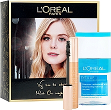 Fragrances, Perfumes, Cosmetics Set - L'Oreal Paris (mascara/6.4ml + remover/125ml)