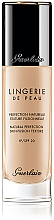 Fragrances, Perfumes, Cosmetics Foundation - Guerlain Lingerie De Peau Natural Perfection Skin-Fusion Texture